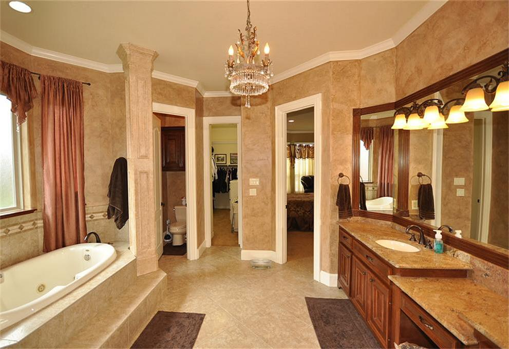 Master Bath with His Closet on master bath remodeling, master status, master spas, master bedrooms, master bath sinks,